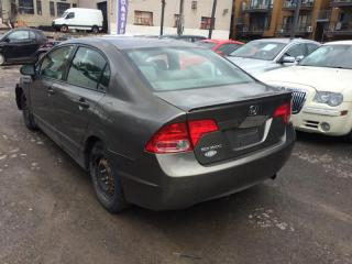 Used 2008 Honda Civic 4DR MAN for sale in Longueuil, QC