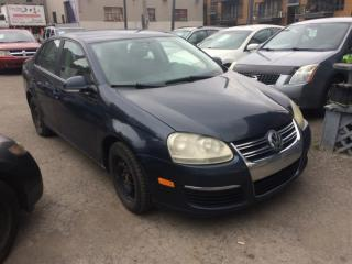 Used 2006 Volkswagen Jetta 4DR 2.5L for sale in Longueuil, QC