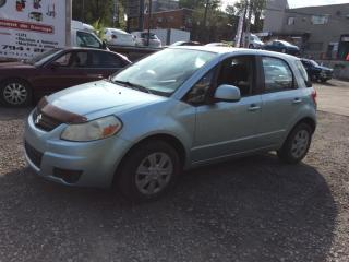 Used 2007 Suzuki SX4 5dr HB FWD for sale in Longueuil, QC