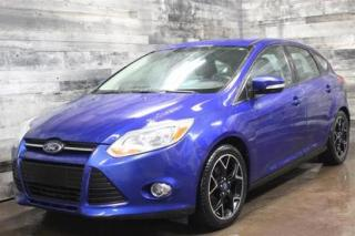 Used 2013 Ford Focus MANUELLE, BLUETOOTH, SIÈGE CHAUFFANT,MAGS for sale in St-Sulpice, QC