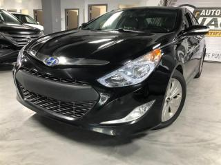 Used 2015 Hyundai Sonata Hybride LIMITED - TOIT PANO - HYBRIDE for sale in Montreal, QC