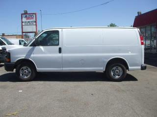 Used 2013 GMC Savana CARGO RWD 3500 135