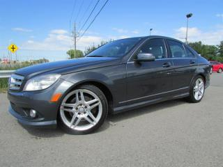 Used 2010 Mercedes-Benz C-Class C350 4MATIC BLUETOOTH TOIT OUVRANT!!! for sale in Ste-Catherine, QC
