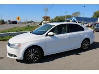 Used 2014 Volkswagen Jetta 1.8 TSI MAN. Highline CUIR!!! for sale in Ste-Catherine, QC