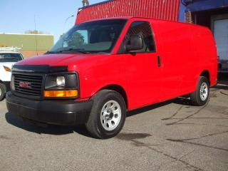 Used 2013 GMC Savana CARGO RWD 1500 135