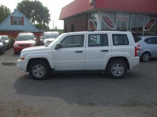 Used 2010 Jeep Patriot 4WD 4dr Sport for sale in Montréal-Est, QC