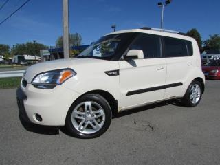 Used 2010 Kia Soul MAN. A/C CRUISE SIEGES CHAUFFANTS!!! for sale in Ste-Catherine, QC