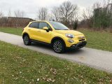 Photo of Yellow 2016 Fiat 500X