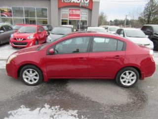 Used 2009 Nissan Sentra 4DR SDN I4 2.0 for sale in Notre-Dame-Des-Prairies, QC