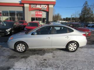 Used 2009 Hyundai Elantra 4DR SDN for sale in Notre-Dame-Des-Prairies, QC