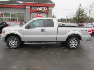 Used 2012 Ford F-150 4WD SUPERCAB for sale in Notre-Dame-Des-Prairies, QC