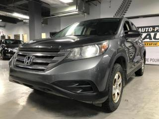 Used 2012 Honda CR-V LX for sale in Montreal, QC