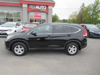 Used 2014 Honda CR-V AWD 5dr LX for sale in Notre-Dame-Des-Prairies, QC