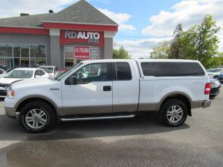 Used 2005 Ford F-150 Supercab 4WD LARIAT for sale in Notre-Dame-Des-Prairies, QC