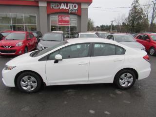 Used 2014 Honda Civic 4dr Cvt Lx for sale in Notre-Dame-Des-Prairies, QC
