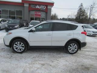 Used 2015 Toyota RAV4 AWD 4dr Limited for sale in Notre-Dame-Des-Prairies, QC