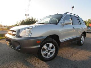 Used 2006 Hyundai Santa Fe 2.7L V6 A/C CRUISE MAGS!!! for sale in Ste-Catherine, QC