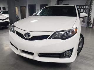Used 2012 Toyota Camry SE for sale in Montreal, QC