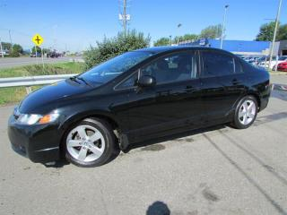 Used 2011 Honda Civic SE SPORT A/C CRUISE TOIT OUVRANT!! for sale in Ste-Catherine, QC