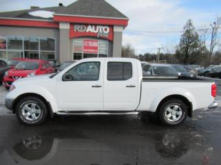 Used 2012 Nissan Frontier 2WD Crew Cab LWB Auto SV for sale in Notre-Dame-Des-Prairies, QC
