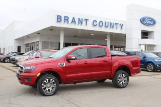 New 2020 Ford Ranger LARIAT for sale in Brantford, ON