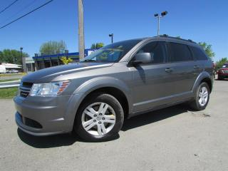 Used 2012 Dodge Journey SE BLUETOOTH MAGS GR ELECT!! for sale in Ste-Catherine, QC