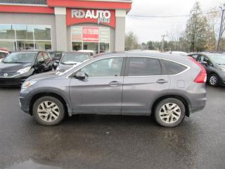 Used 2015 Honda CR-V AWD 5dr EX for sale in Notre-Dame-Des-Prairies, QC