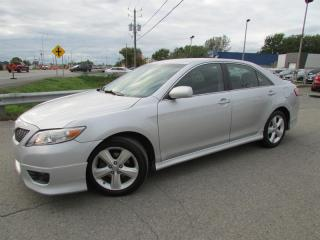 Used 2010 Toyota Camry SE A/C CRUISE ECONOMIQUE!!! for sale in Ste-Catherine, QC