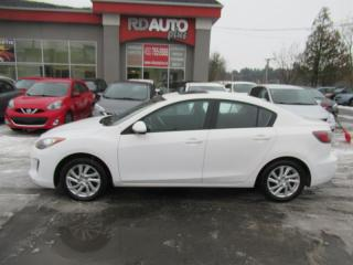 Used 2012 Mazda MAZDA3 4dr Sdn GS-SKY for sale in Notre-Dame-Des-Prairies, QC