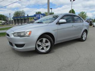 Used 2008 Mitsubishi Lancer MAN. A/C CRUISE MAGS !!! for sale in Ste-Catherine, QC