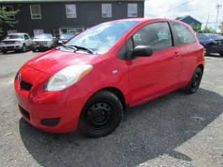 Used 2011 Toyota Yaris 2011 Toyota Yaris - 3dr HB Man CE for sale in Ste-Catherine, QC