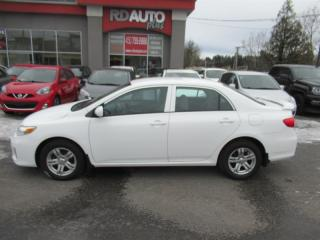 Used 2011 Toyota Corolla 4DR SDN for sale in Notre-Dame-Des-Prairies, QC