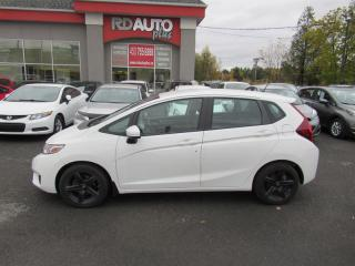 Used 2015 Honda Fit 5DR HB MAN LX for sale in Notre-Dame-Des-Prairies, QC