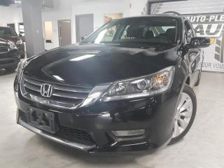 Used 2014 Honda Accord EX-L for sale in Montreal, QC