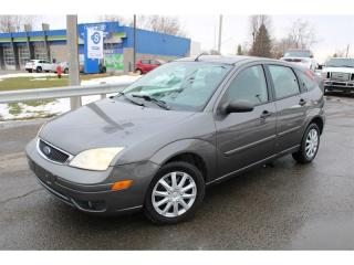 Used 2006 Ford Focus HB ZX5 SES MAN. CRUISE SIEGES CHAUFFANTS!!! for sale in Ste-Catherine, QC