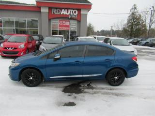 Used 2013 Honda Civic 4dr Man LX for sale in Notre-Dame-Des-Prairies, QC