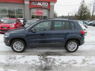 Used 2016 Volkswagen Tiguan 4MOTION 4dr Auto for sale in Notre-Dame-Des-Prairies, QC