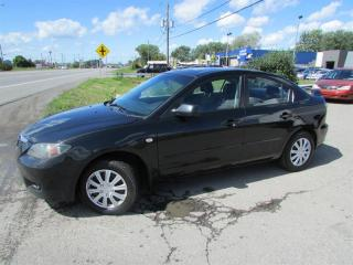 Used 2008 Mazda MAZDA3 GS MAN. A/C CRUISE TOIT OUVRANT!! for sale in Ste-Catherine, QC