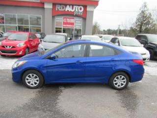 Used 2013 Hyundai Accent 4dr Sdn Auto GL for sale in Notre-Dame-Des-Prairies, QC