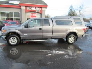 Used 2014 Ford F-150 4WD SUPERCAB for sale in Notre-Dame-Des-Prairies, QC