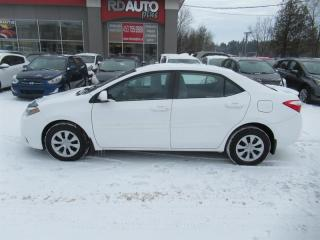 Used 2014 Toyota Corolla 4dr Sdn CVT LE ECO for sale in Notre-Dame-Des-Prairies, QC