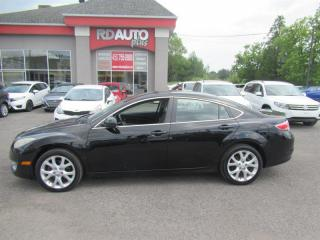 Used 2010 Mazda MAZDA6 4dr Sdn I4 GT for sale in Notre-Dame-Des-Prairies, QC