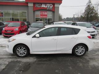 Used 2012 Mazda MAZDA3 4dr HB Sport GS-SKY for sale in Notre-Dame-Des-Prairies, QC