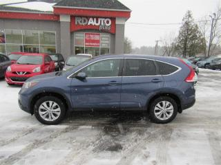 Used 2013 Honda CR-V AWD 5DR EX-L for sale in Notre-Dame-Des-Prairies, QC