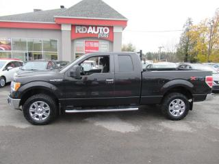 Used 2012 Ford F-150 4WD SuperCab XTR 5.L for sale in Notre-Dame-Des-Prairies, QC