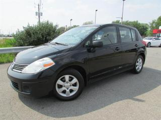 Used 2009 Nissan Versa CVT 1.8 SL for sale in Ste-Catherine, QC