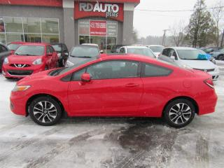 Used 2015 Honda Civic 2dr Man Ex for sale in Notre-Dame-Des-Prairies, QC