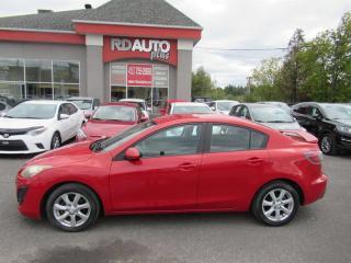 Used 2011 Mazda MAZDA3 4dr Sdn Gx for sale in Notre-Dame-Des-Prairies, QC