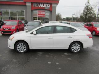 Used 2014 Nissan Sentra 4DR SDN SV for sale in Notre-Dame-Des-Prairies, QC