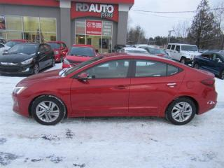 Used 2019 Hyundai Elantra PREFERRED AUTO for sale in Notre-Dame-Des-Prairies, QC